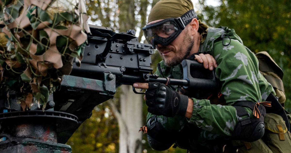 Бойовики обстріляли українські позиції із забороненого озброєння