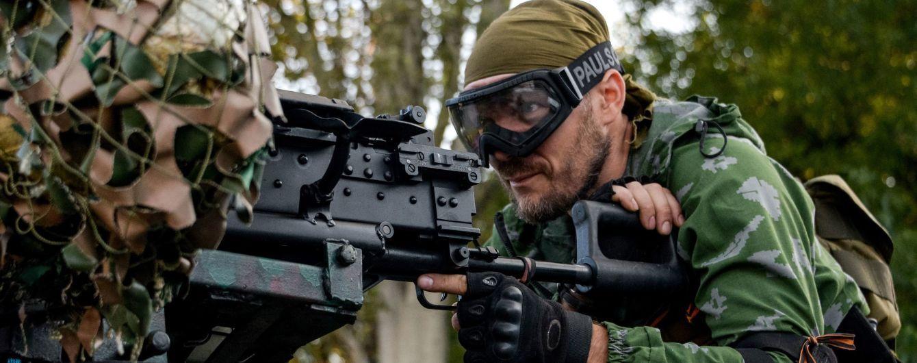 Вблизи Донецка не утихают обстрелы оккупантов. Военные связывают обострения с выборами
