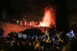 Массовые беспорядки в Греции: задержали уже 133 человека