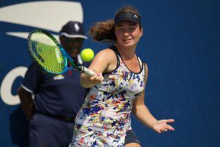 Українка Снігур зупинилася за крок від фіналу юніорського Australian Open