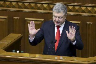 Порошенко розповів, яку зарплату отримує президент України