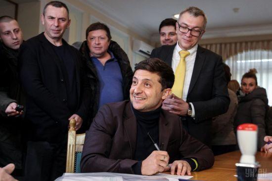 Зеленський обігнав Тимошенко у президентській гонці – опитування