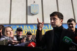 """""""Він мені не господар"""": Зеленський заперечив залежність від Коломойського"""
