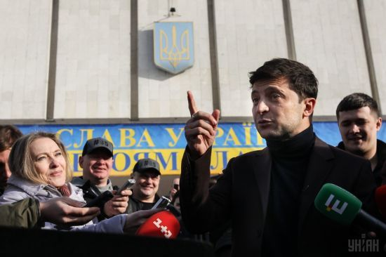 """У штабі Зеленського нардепа від БПП звинуватили у політичних переслідуваннях і порадили вчити """"матчастину"""""""