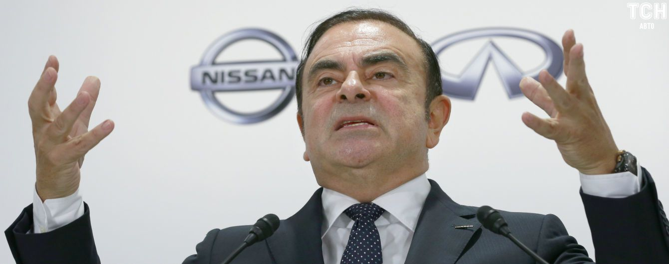 Скандального Карлоса Гона звільнили з ради директорів Nissan