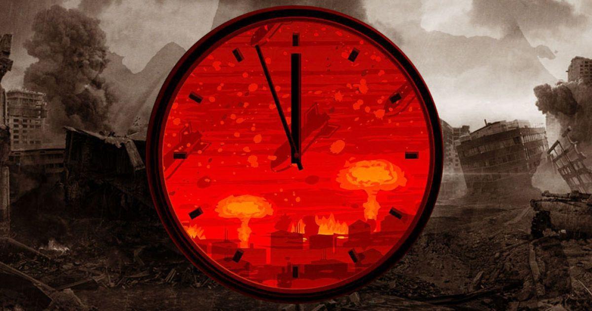 За дві хвилини від глобальної катастрофи: чому стрілки Годинника судного дня завмерли на 23:58