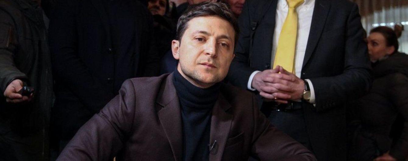 """Суд не признал выпуск программы """"Лига смеха"""" избирательной агитацией Зеленского"""