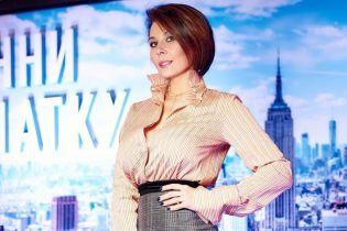 Зірки на прем'єрі фільму Джей Ло: Логунова у картатій сукні, Dj NANA у смугастій сорочці