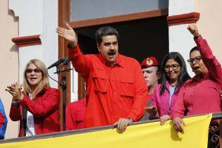 Мінфін США накладає санкції на оточення Мадуро