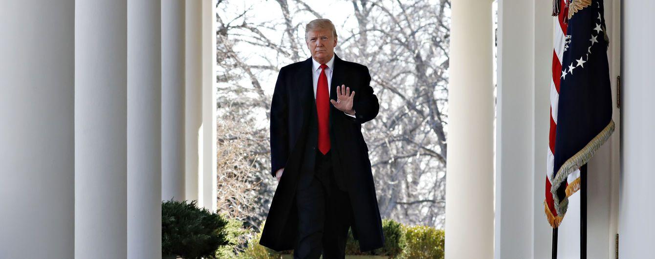 """Трамп хочет направить полмиллиарда долларов на борьбу с """"пагубным влиянием России"""""""