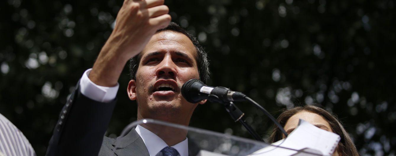 Италия заблокировала признание Евросоюзом Гуайдо президентом Венесуэлы