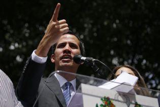 Італія заблокувала визнання Євросоюзом Гуайдо президентом Венесуели