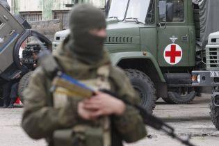 """""""Красный Крест"""" отправил на Донбасс грузовики с продуктами и средствами гигиены"""
