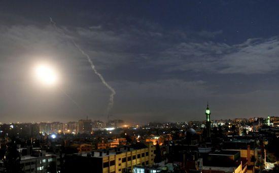 Війна від 1948 року: Ізраїль обстріляв Сирію
