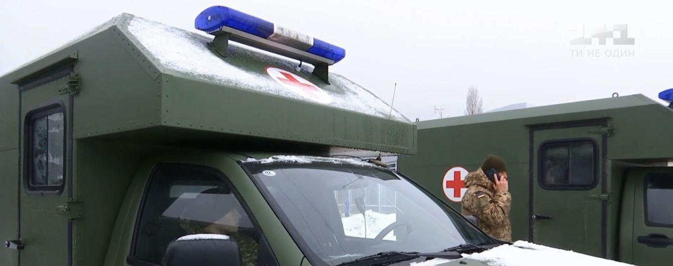В больнице умер раненый в ООС морпех из Львовщины