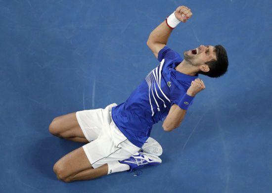 Джокович впевнено розібрався з Надалем та з неймовірним рекордом виграв Australian Open