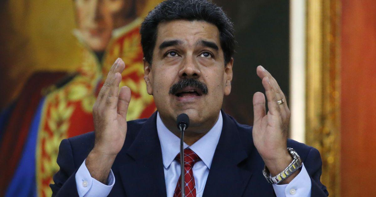 Мадуро ответил странам Европы на ультиматум относительно внеочередных выборов