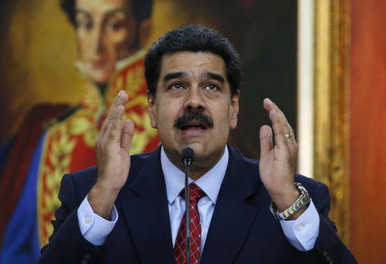Мадуро відкинув проведення президентських виборів у Венесуелі найближчим часом