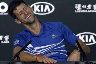 Джокович звів уболівальника з розуму після перемоги на Australian Open