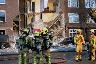 В Гааге в жилом доме произошел мощный взрыв: есть пострадавшие