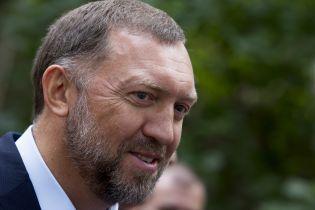 США сняли санкции с компаний российского олигарха Дерипаски