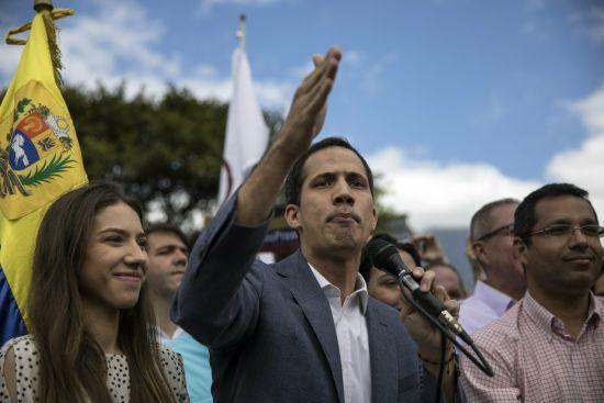 США передали Гуайдо контроль над активами Венесуели у своїх банках