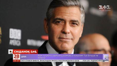 Джордж Клуні на межі розлучення: актор може залишитися без дітей та грошей