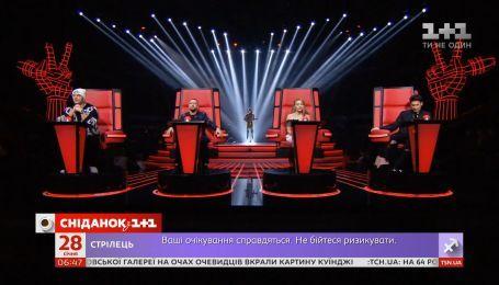 Голос страны-9: какие страсти кипели на втором эфире слепых прослушиваний