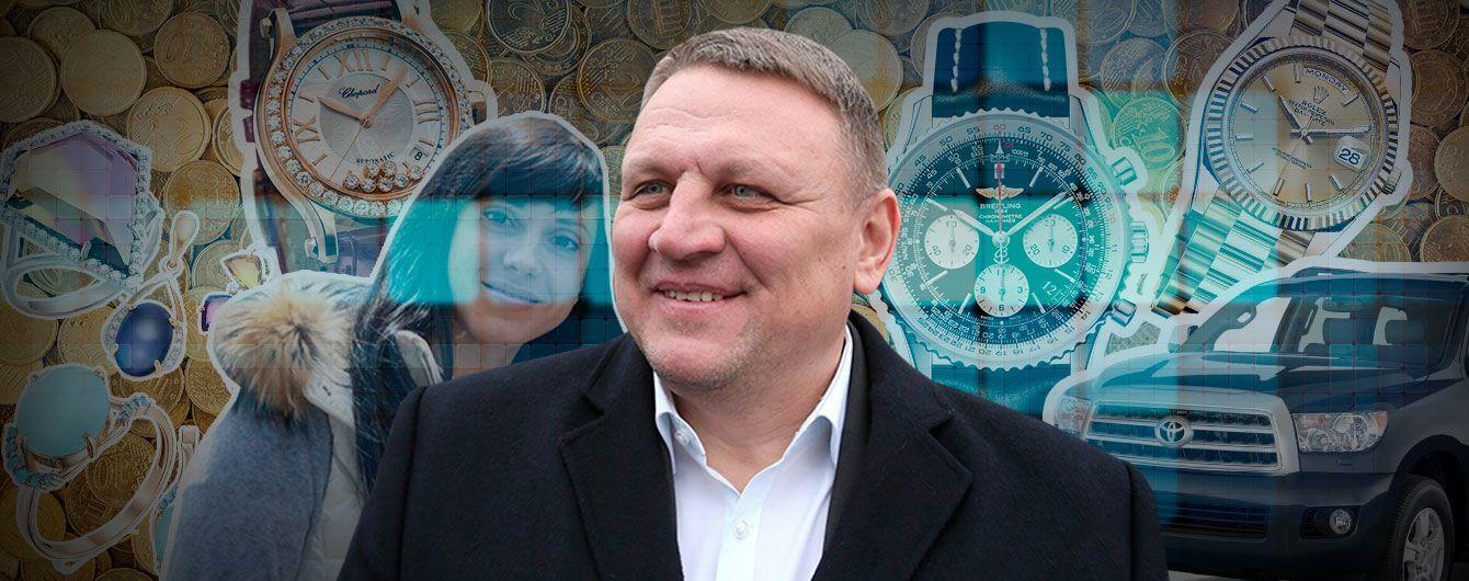 Одіозний франківський нардеп Шевченко знявся із передвиборчих перегонів