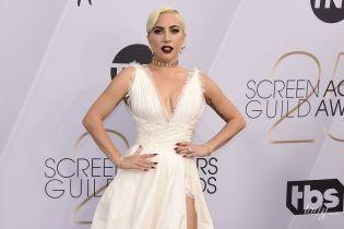 У кутюрі від Christian Dior: Леді Гага на церемонії SAG Awards-2019