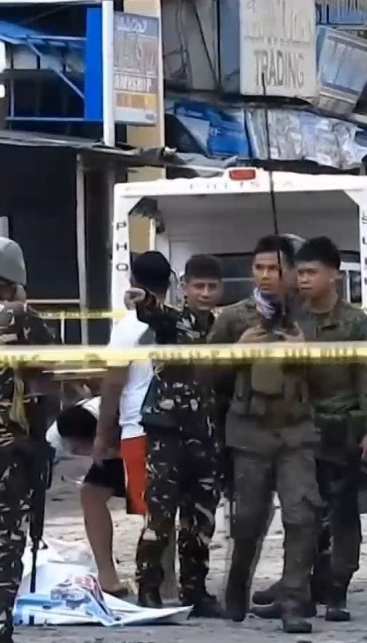 """""""ИГИЛ"""" взяла на себя ответственность за теракт в Филиппинах, во время которого погибли десятки людей"""