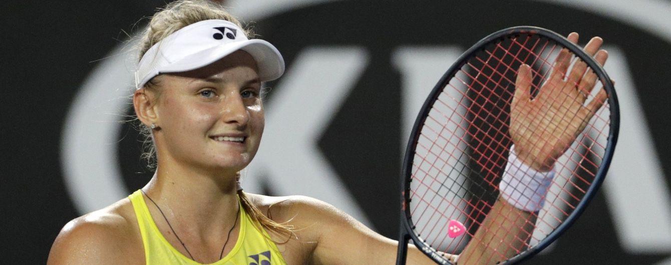 Українські тенісистки переможно стартували на турнірі в Таїланді