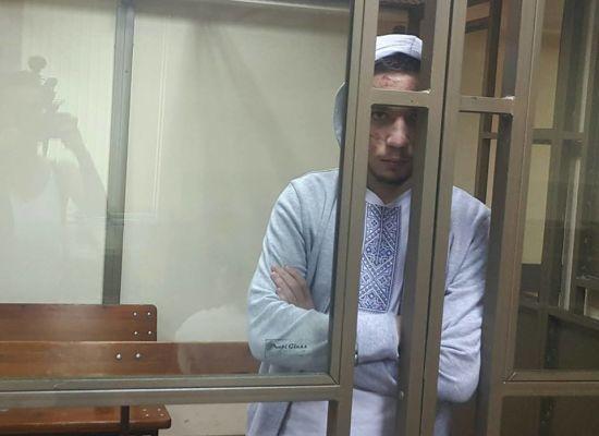 Павло Гриб, якого утримують у російській в'язниці, втрачає зір