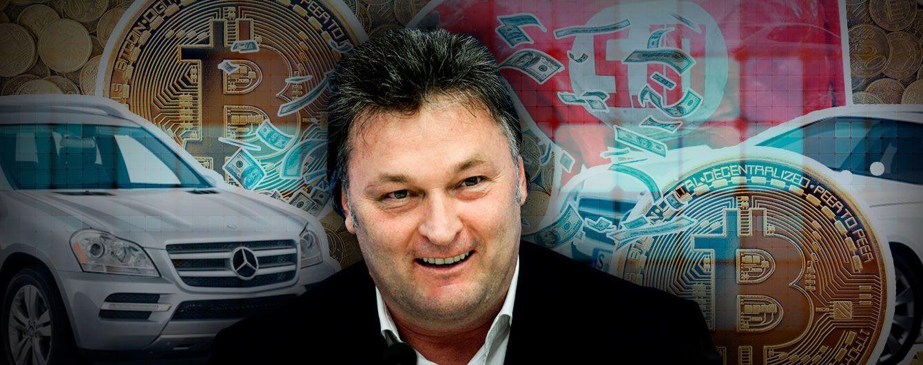 Десять биткоинов и агентства недвижимости: опубликована декларация кандидата в президенты Балашова