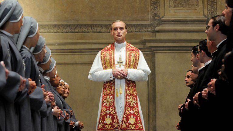 Молодий папа, для блогів