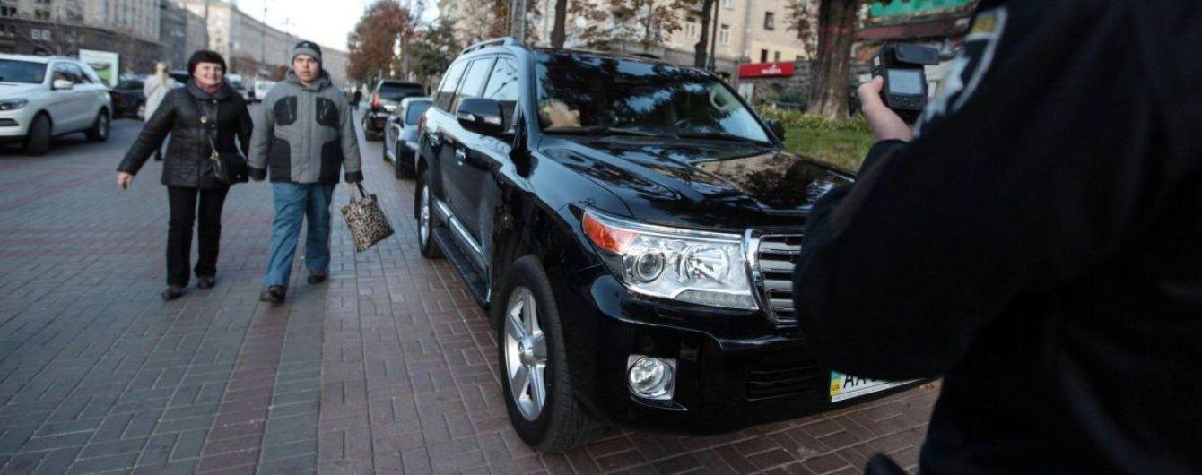 Кличко озвучил, когда в Киеве возьмутся за нарушителей парковки