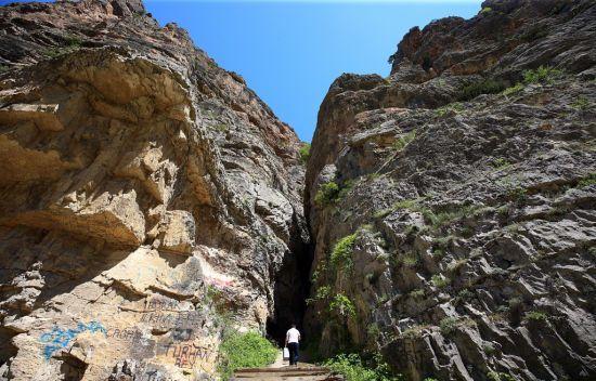 У Туреччині відкриють доступ до унікального каньйону