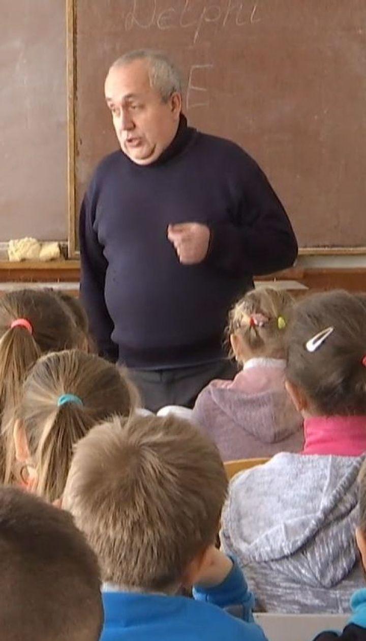 У школі на Львівщині діти цілий тиждень вчилися за температури +9