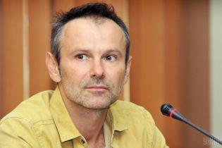Вакарчук заявив, що не підтримає жодного кандидата у президенти