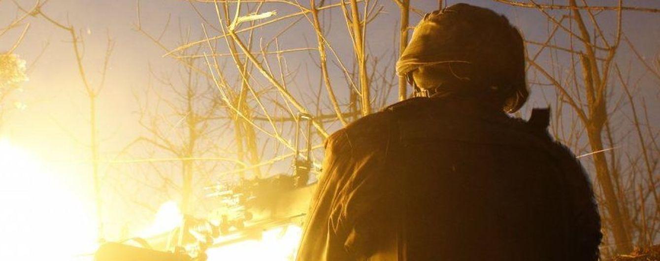 Перед Новым годом боевики обстреляли позиции ВСУ возле Крымского и Марьинки