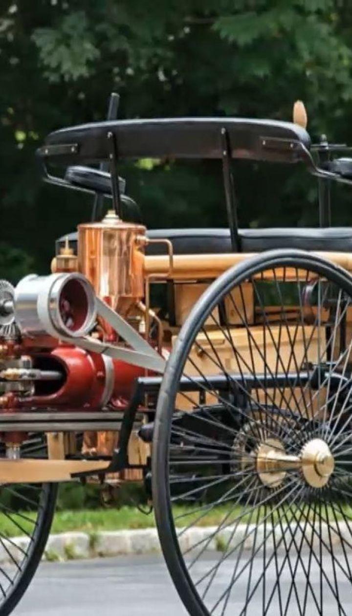 Перший у світі автомобіль та його винахідник