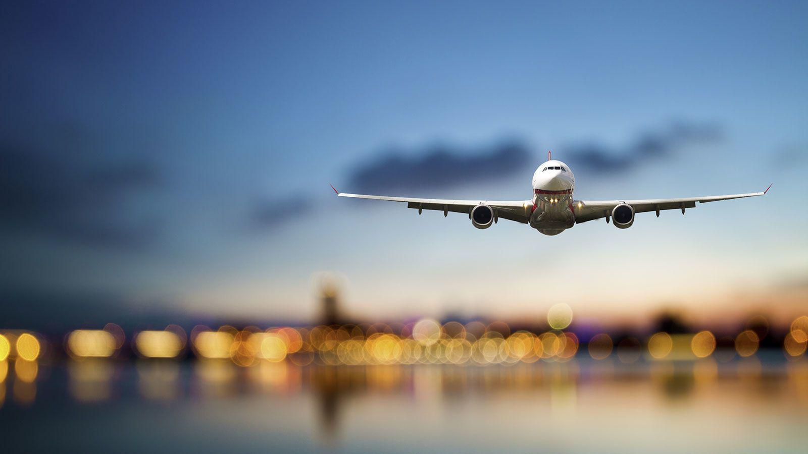 літак подорож