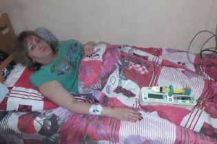 Більше ста переломів за життя: Аллі потрібна коштовна операція