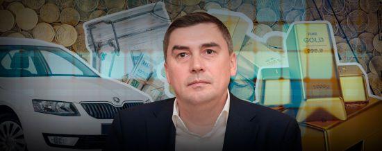Сотні тисяч готівкою та сценарій телепередачі: оприлюднена декларація кандидата у президенти Добродомова