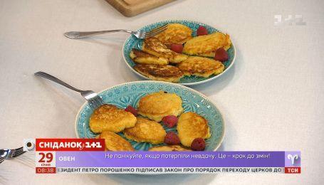 Яблочные драники от Руслана Сеничкина