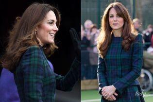 Зовсім не змінилася: герцогиня Кембриджська продемонструвала образ семирічної давності