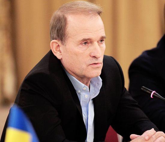 Медведчук пропонує створити автономний регіон Донбас в складі України
