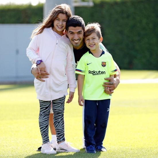 """Футболіст """"Барселони"""" осоромився перед п'ятирічним сином у серії пенальті"""