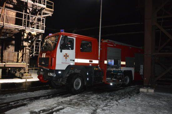 Пожежа на коксохімічному заводі у Кам'янському: керівництво спростовує версію про вибух газу