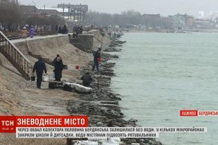 В многострадальном Бердянске готовы вновь восстановить водоснабжение